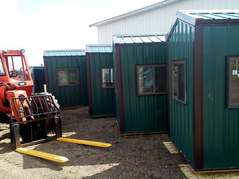 Custom Deer Stands Amp Hunting Cabins Wisconsin Landcrafters