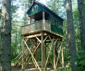 large-porch-on-metal-tree-stand-with-cabin-sleeping-loft