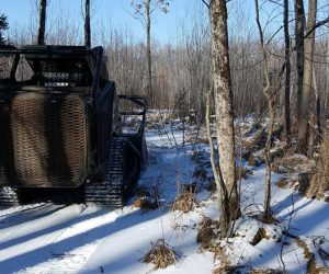 skid-steer-on-winter-trail